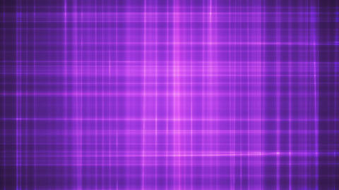 Broadcast Intersecting Hi-Tech Lines, Magenta Purple, Abstract, Loopable, HD Animation