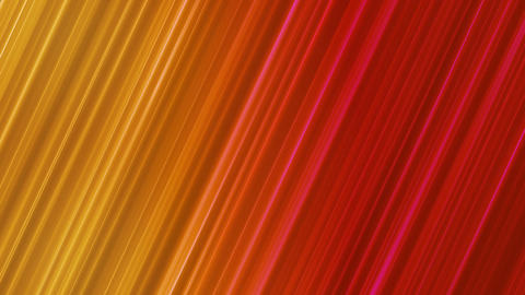 Broadcast Forward Slant Hi-Tech Lines, Yellow Red, Abstract, Loopable, HD Animation