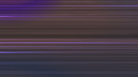 Broadcast Horizontal Hi-Tech Lines, Brown Purple, Abstract, Loopable, HD Animation