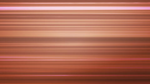 Broadcast Horizontal Hi-Tech Lines, Brown Orange,... Stock Video Footage
