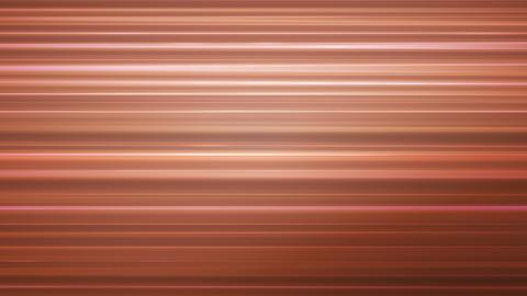 Broadcast Horizontal Hi-Tech Lines, Brown Orange,... Stock Video Footage