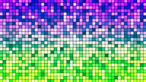 Broadcast Twinkling Hi-Tech Cubes 19 Animation