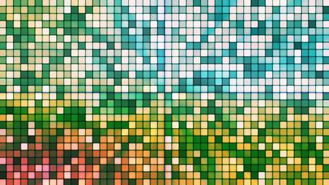 Broadcast Twinkling Hi-Tech Cubes 21 Animation