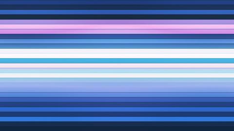 Broadcast Twinkling Horizontal Hi-Tech Bars 17 Animation