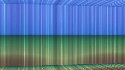 Broadcast Vertical Hi-Tech Lines Passage, Multi Color, Abstract, Loopable, HD Animation