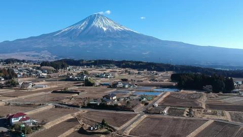 富士山空撮 ビデオ