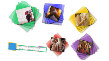 Candy After Effects Template