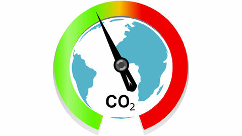 Global Climate Change and Global Warming Stock Video Footage