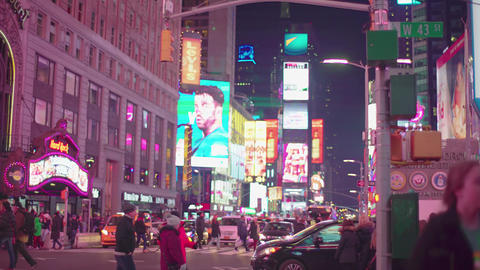times square, NYC Image