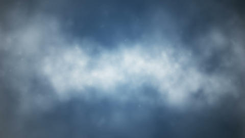 Broadcast Clouds Fly Through 04 Animation