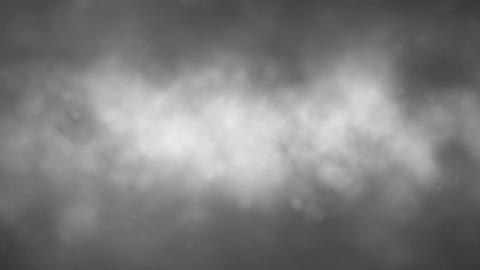 Broadcast Clouds Fly Through, Grayscale, Sky, Loopable, HD Animation