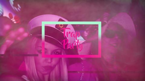 Modern Trap Party Premiere Proテンプレート