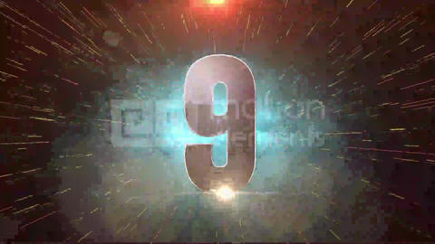 Countdown 01 Animation