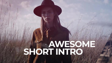 Premier Short Upbeat Slideshow MA Premiere Pro Template