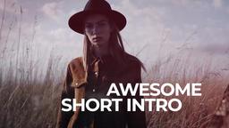 Premier Short Upbeat Slideshow MA Premiere Proテンプレート