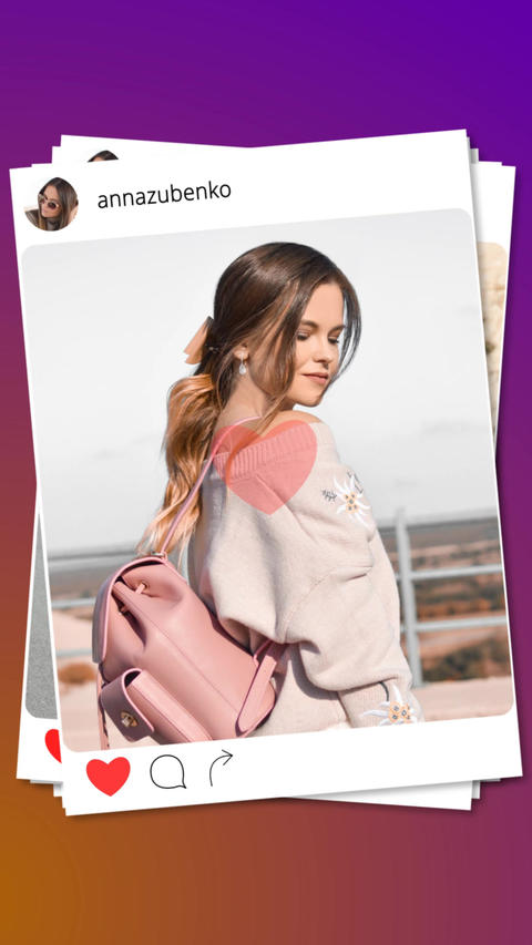 Vertical Instagram After Effects Template