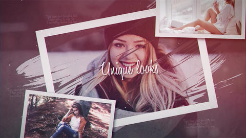 Moments of Life After Effects Template