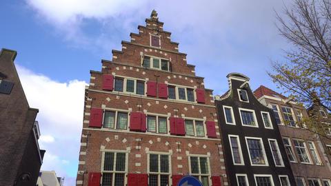 Typical Dutch Building Bild
