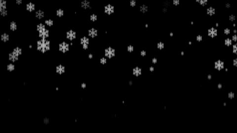 Snowing Fall 4 Animation