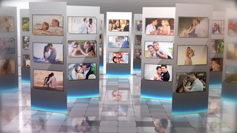 Multi Photo Logo Reveal 5 After Effects Template