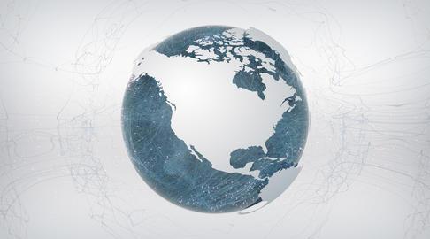 Earth-north-america フォト