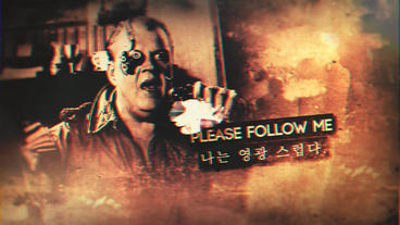 Action Movie Opener After Effects Template