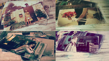 Archive Memories After Effects Templates