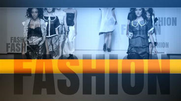 Fashion Slide Show After Effects Template