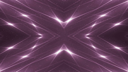 VJ Fractal pink kaleidoscopic background Footage