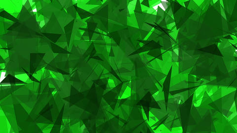 4K Lowpoly Triangles Background Animation 7 stock footage