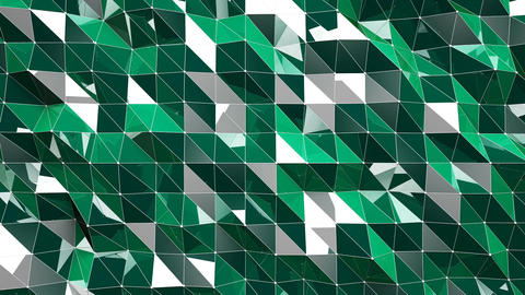 Shiny Lowpoly Abstract Seamless Looping Motion Background 1 Animation