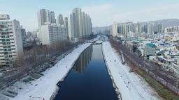 Snow in oncheoncheon busan 01 Archivo