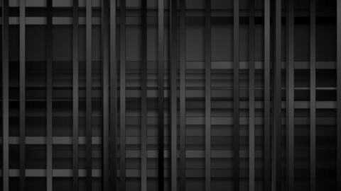 Black abstract tech stripes video animation Animation