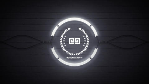 Logo Lamp V 02 After Effects Template