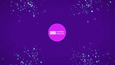 Shape Explosion Logo Reveal After Effects Template