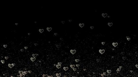 Hearts Overlay Loop GIF