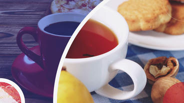 Circular Shape Slide Show After Effects Template