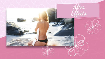 Gentle Promo After Effects Template