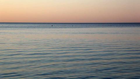 Calm ocean surface Footage