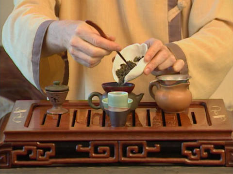 Episode #04, Tea ceremony Footage