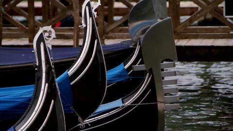 Gondolas in Venice, Venezia Live Action
