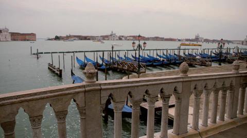 Gondolas - Venice, Venezia Live Action