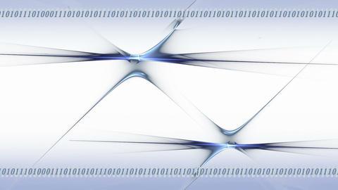 Internet concept, matrix, seamless loop Videos animados