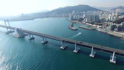 GwangAnDaeGyo is Korean Name of GwangAn Grand Bridge ビデオ