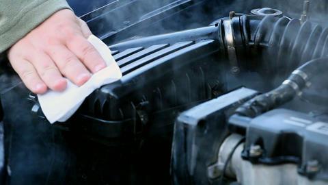 motor vehicle washing ビデオ