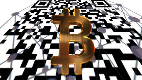 Qr code animation bitcoin Animation