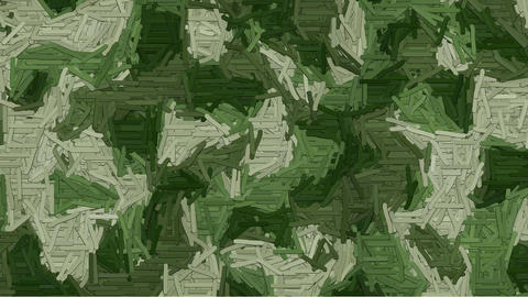 Animated dashes camouflage background
