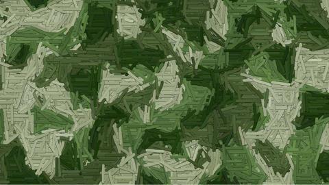 Animated dashes camouflage background Image