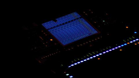 4K Mixer Console / Sound Producer / Sound Man Live Action