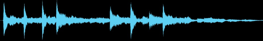 Winter Holiday Piano IV 15 sec Music